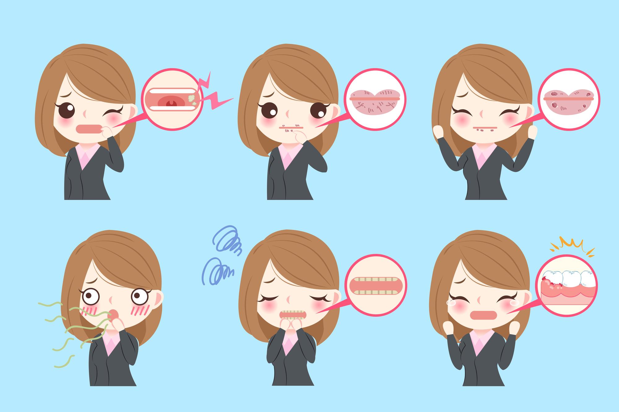 口内炎 歯茎 治し方