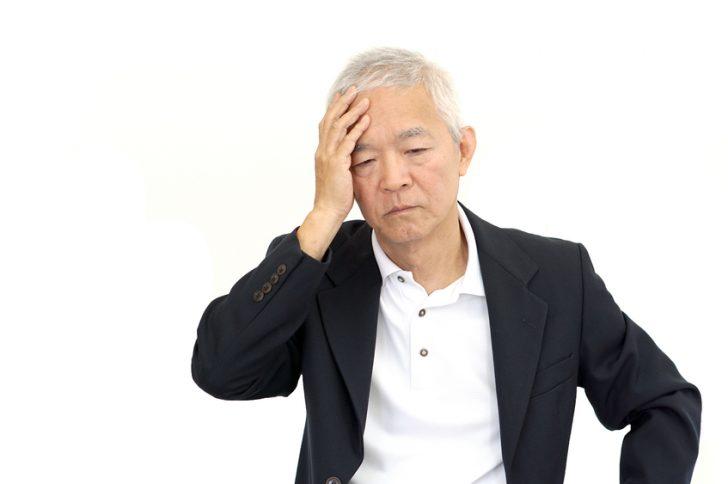 男性にみられる更年期障害?LOH症候群って?