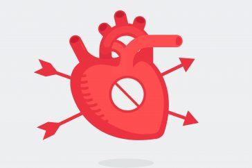 心臓弁膜症の症状と原因とは?病態が進行したらどんな変化が現れる?