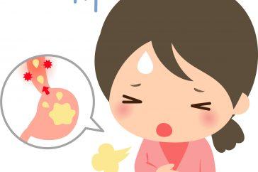 ストレスが原因の逆流性食道炎の対処法と、発症のメカニズムとは!?