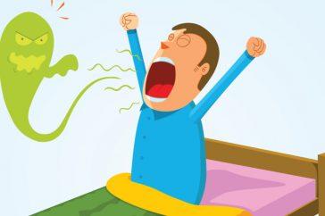 寝起きの口臭や口の中のねばつき、どうすれば改善できる?