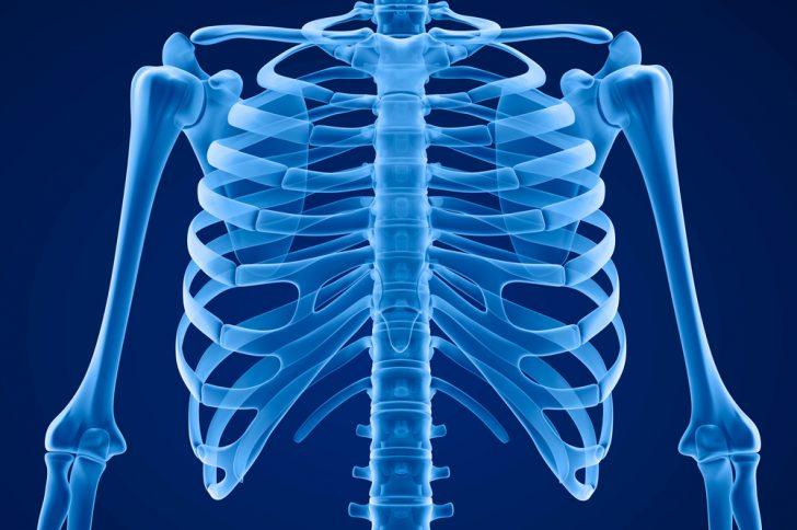 ヒビ 症状 肋骨