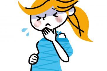 妊娠中期のつらい胃もたれ。どうすれば解消できる?