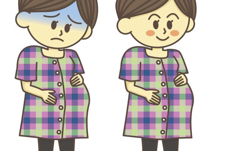 妊婦 貧血 症状