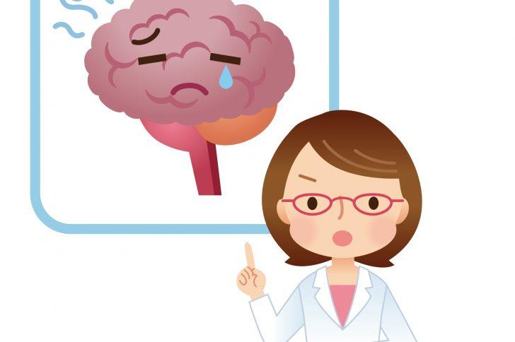 脳 梗塞 初期