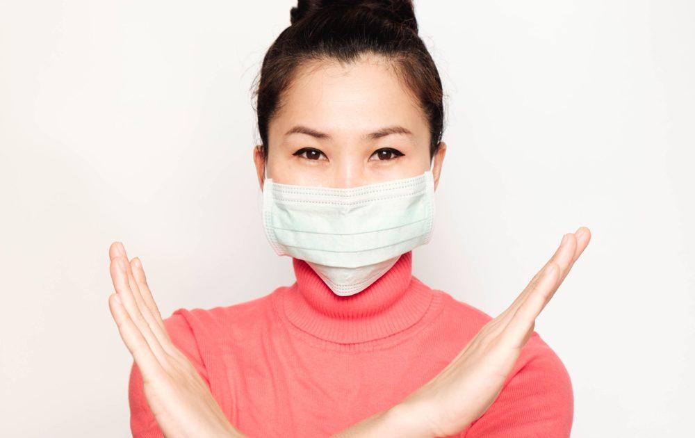 インフルエンザの感染経路