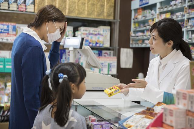 ドラッグストアで口唇ヘルペスの市販薬を購入するには実はルールがあり、その基準を満たしていない場合はヘルペスのお薬を買うことができない場合があります。