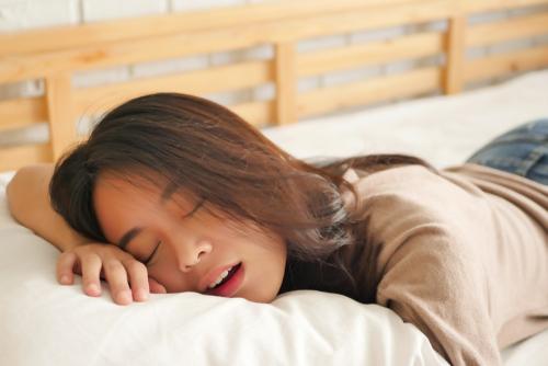 「脳梗塞と睡眠」の画像検索結果