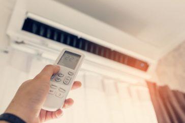 クーラー病対策ではエアコンを何度に設定すればいい?