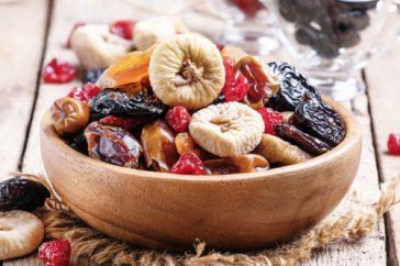 生理不順の改善で食事で気をつけることは?ドライフルーツは効く?