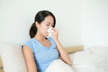 季節の変わり目の咳や鼻水は「寒暖差アレルギー」のサインかも?