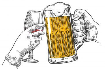 中性脂肪の数値はアルコール摂取量と関係あるの?