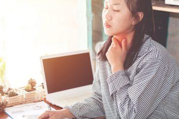喉が痛いときに考えられる病気ってやっぱり風邪?ほかにもある?